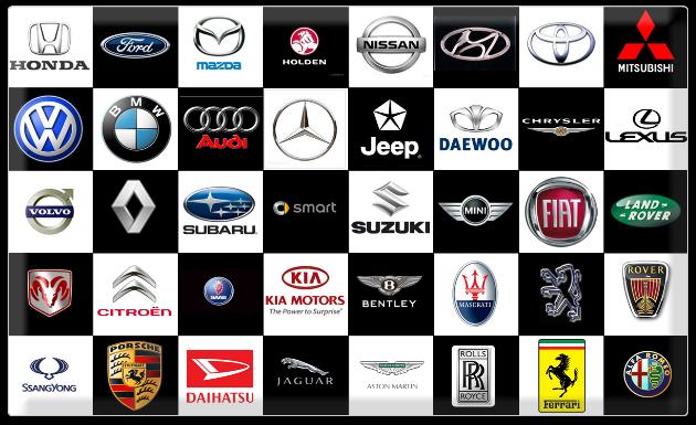 Marcas De Todos Los Mejores Coches Car Brands Logos All Car Logos Car Logos