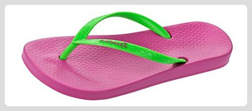 Ipanema Silk Print Frauen Flip-Flops / Sandalen-Pink-39/40 fC7mq