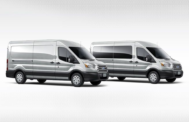 The 2015 Ford Transit Does Everything From Hauling Cargo To