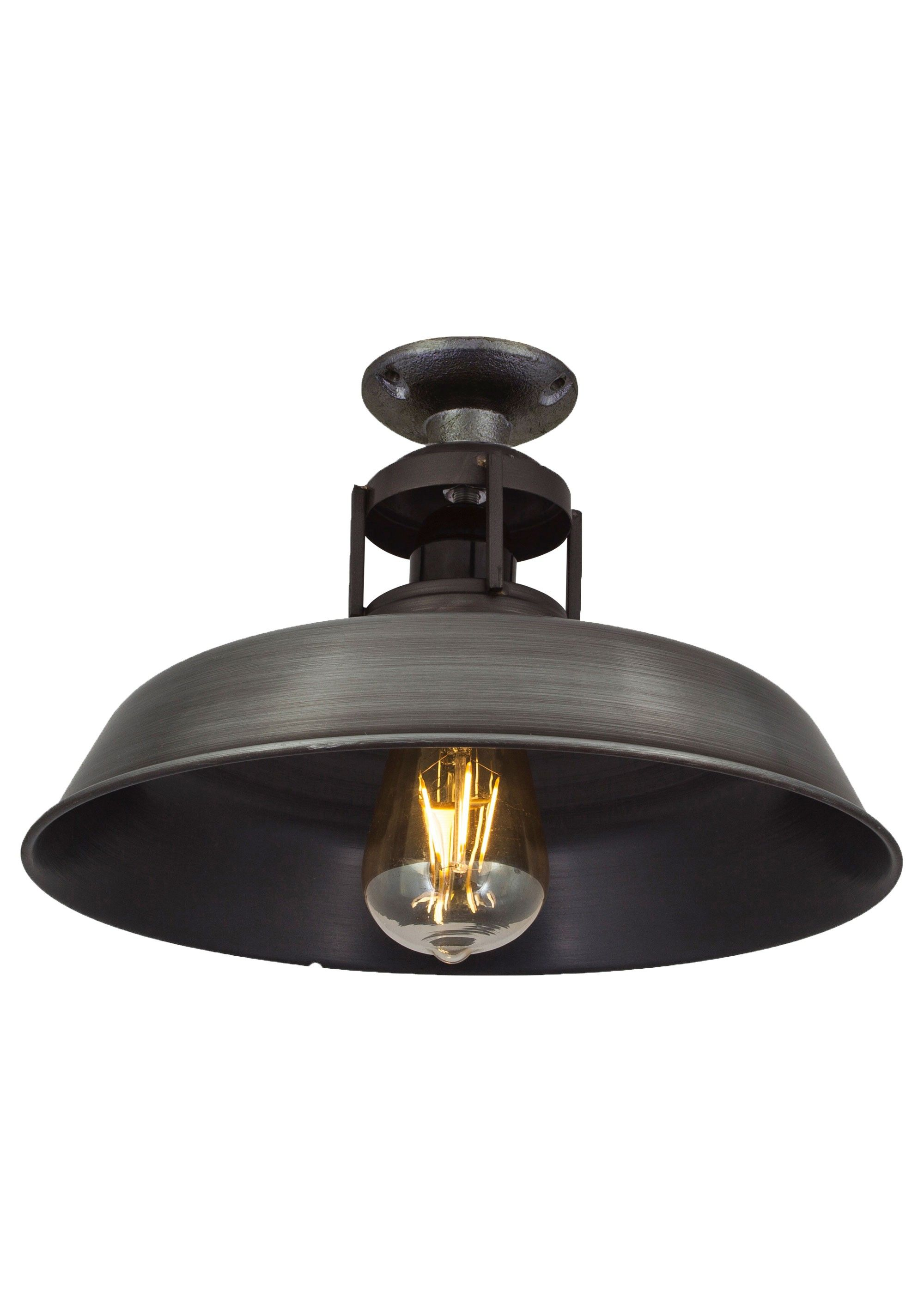 finish semi glass bronze ceilings oil en flush shade vintage ceiling rubbed clear mount product light