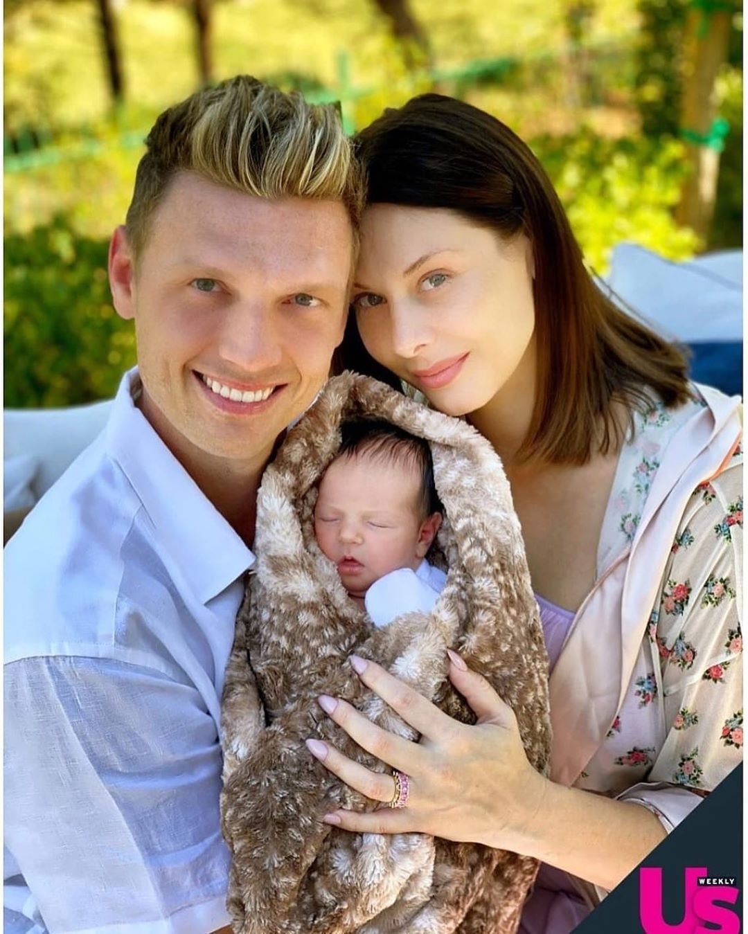 The Flea Market Boys Bella On Instagram New Welcome Babygirl I Wish You Both The Best Love Seeing You Ha Brian Littrell Backstreet Boys Nick Carter