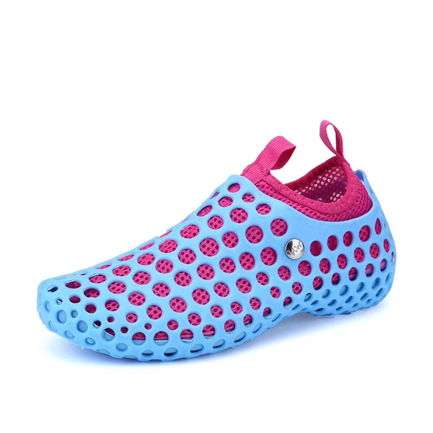 Women's Fashion Mesh Hollow Soft Water Shoes Breathable Sandals