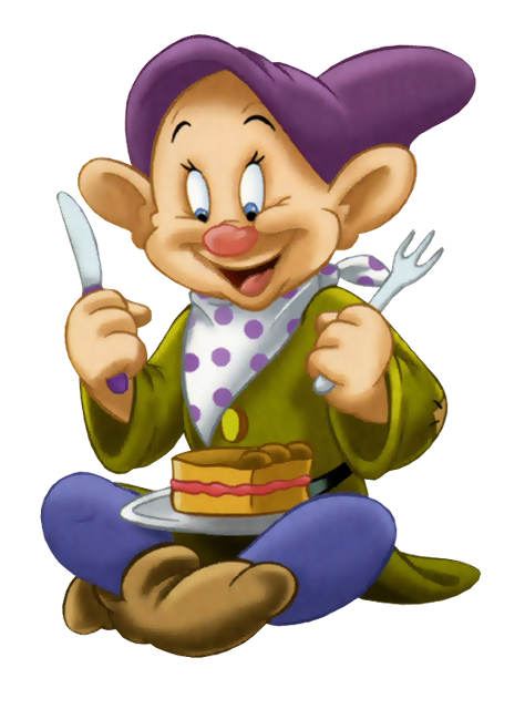 Dopey makes me happy, attitude determines your daily