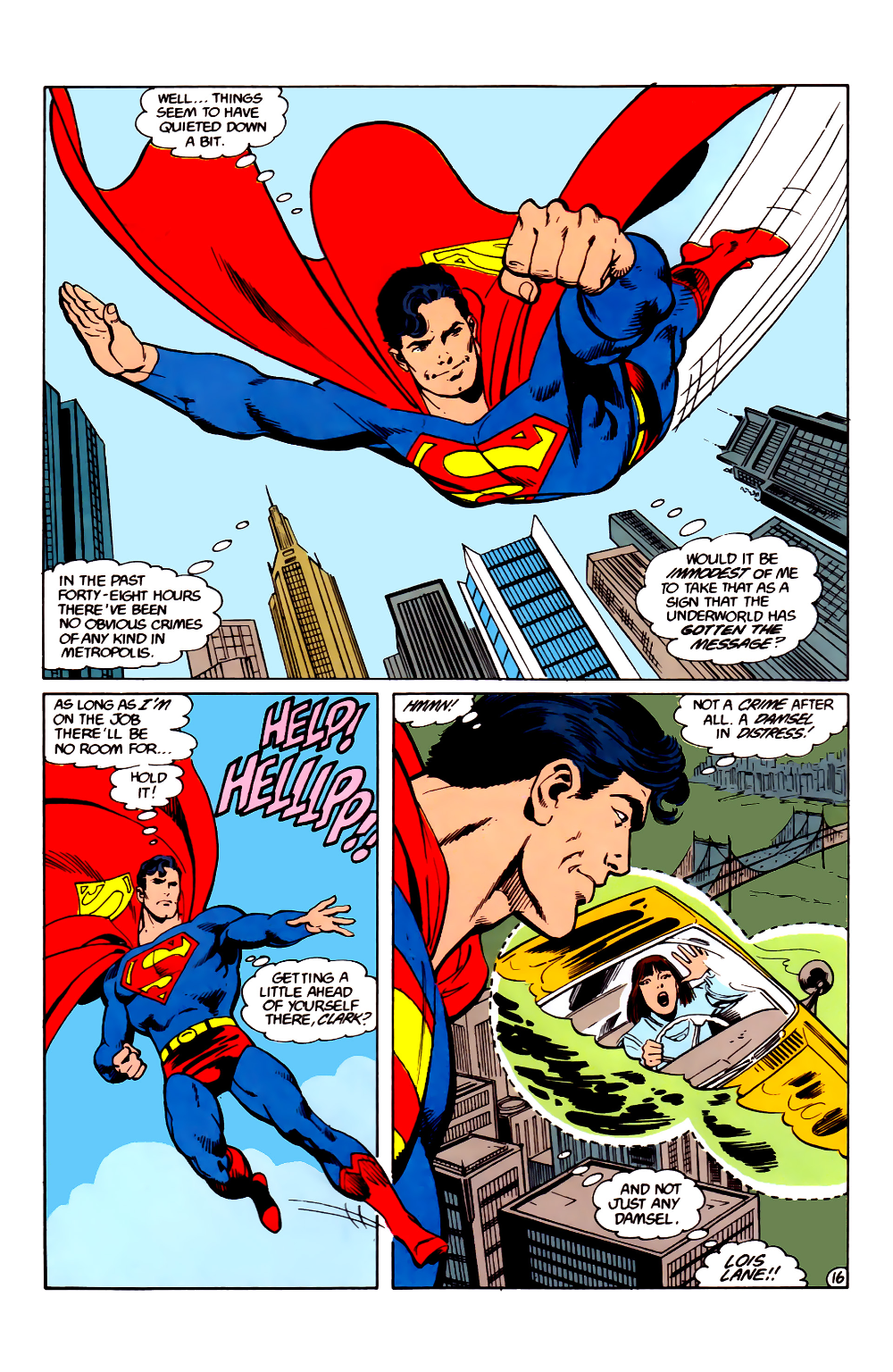 The Man Of Steel 1986 Issue 2 Read The Man Of Steel 1986 Issue 2 Comic Online In High Quality Comics Superman Comic Man Of Steel