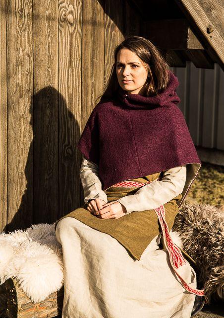 Tosidig viking hette- www.klesarven.no