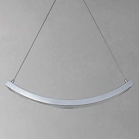 John Lewis Allure Curved LED Pendant Ceiling Light   Lights   Pinterest Buy John Lewis Allure Curved LED Pendant Ceiling Light Online at  johnlewis com