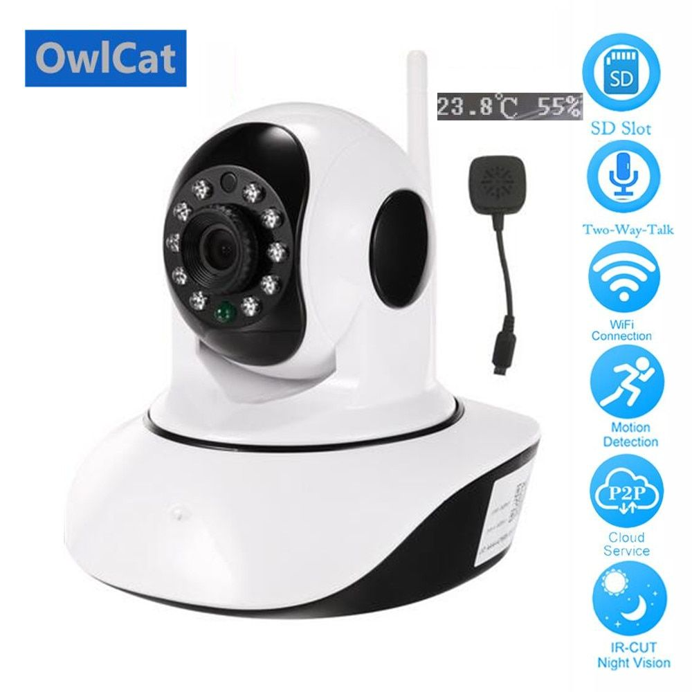 Security & Protection Video Surveillance Heanworld 3mp Hd Wifi Camera Outdoor With Microphone Ip Camera Sd Slot Home Camera Wireless Waterproof Surveillance Cctv Camera