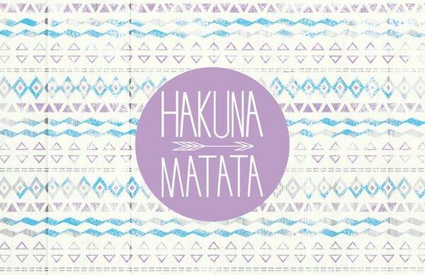 Hakuna Matata Hakuna Matata Cute Wallpapers Hakuna