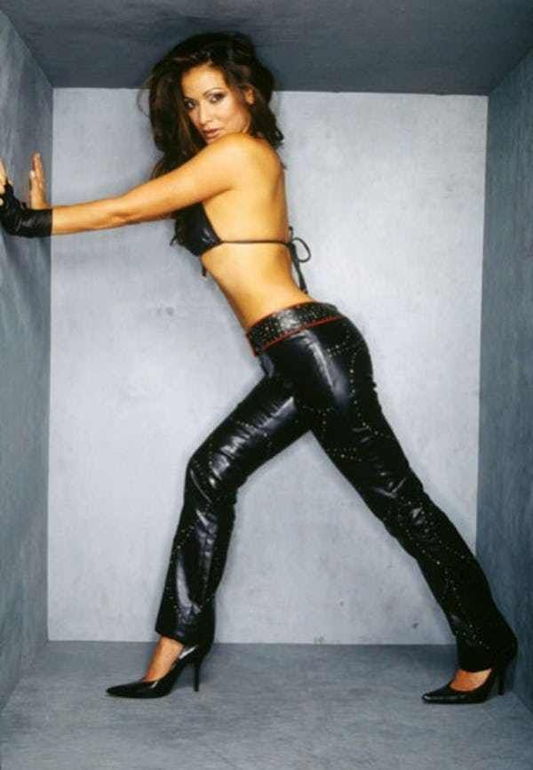 pics Constance pants marie leather
