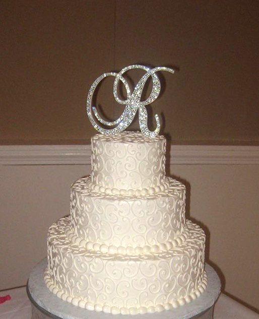 Wedding Cake Bling Beautiful Cakes That Sparkle Shine: Crystal Sparkle Rhinestone