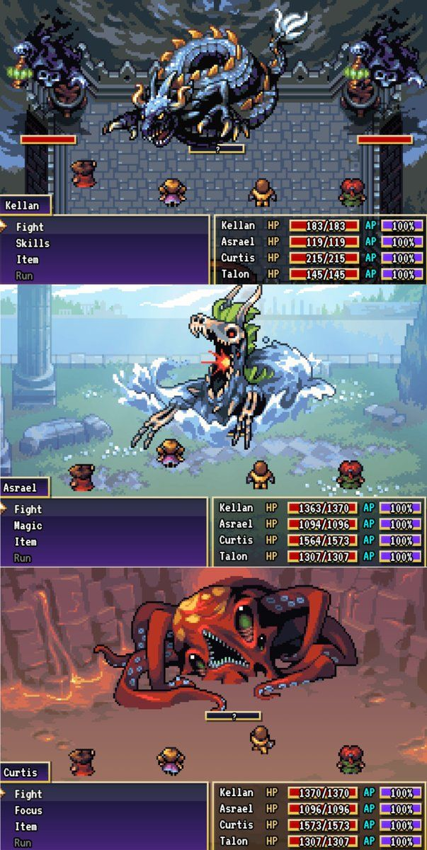 Might run into these baddies while playing #ShadowsOfAdam!  #gamedev #jrpg #pixelart #indiegame https://t.co/GfddK9aANO
