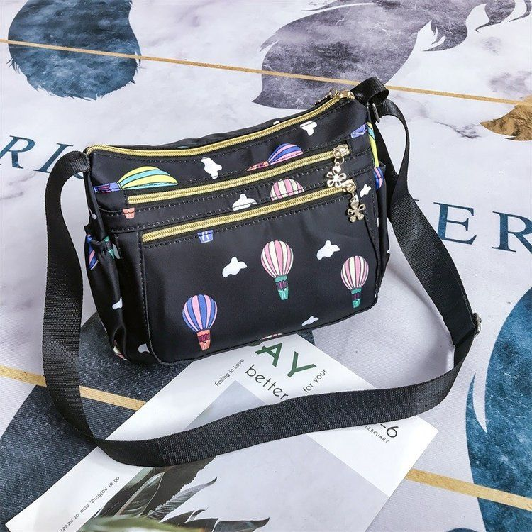 #shoulder #bag #light #cloth #backpack #oxford #women's #canvas #large #capacity #mommy #backpacks