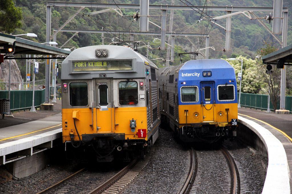 CityRail, Sydney New south wales, Train, Australia