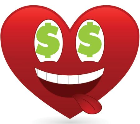Money Love | Heart emoticons for FB | Money emoji, Symbols