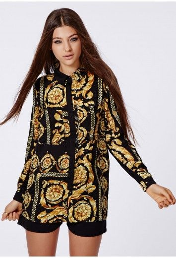 chemise foulard femme 2019