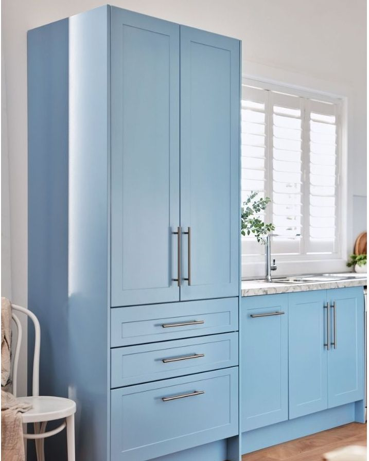 kaboodle kitchen on instagram what pantry dreams are made of our 900mm pantry cabinets will on kaboodle kitchen storage id=74522