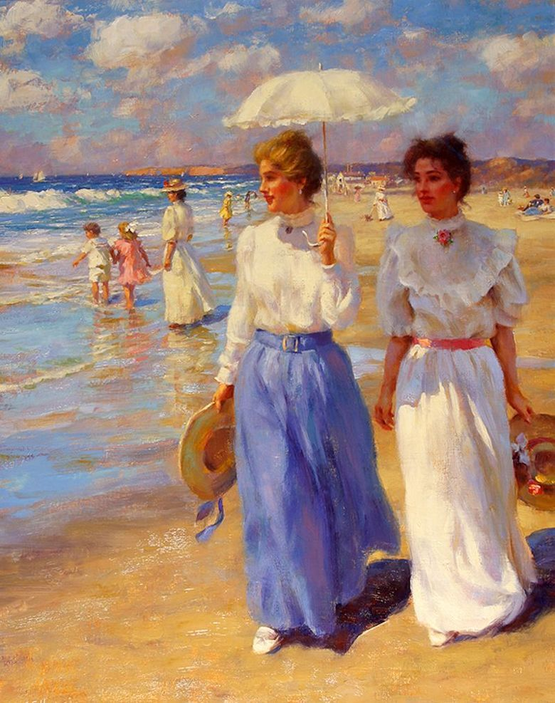 Gregory Frank Harris: Impresionismo actual - Trianarts