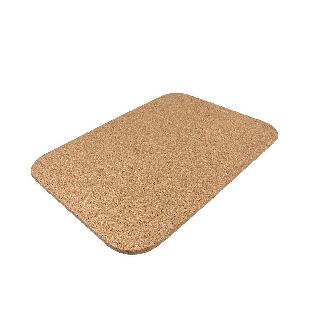Boeisen Door Mat Natural Cork Mat For Indoor Outdoor Nonslip Absorbent Doormats Bath Mat Kitchen Mat23 6x17 7x0 41pcs Click Image Door Mat Decor Home Decor