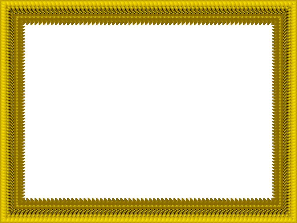 yellow frame png