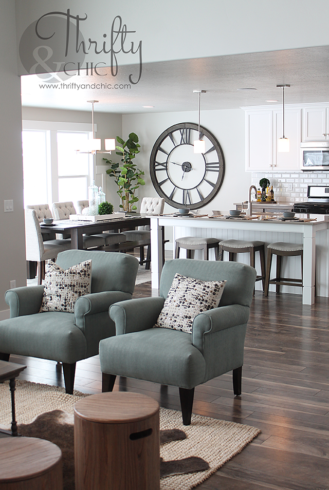 Model Home Monday Decorating Ideas Model Home Decorating Room