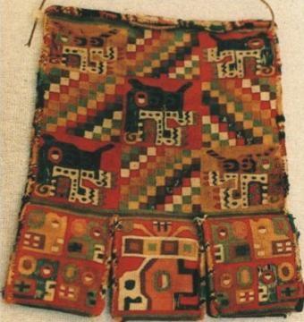 Tiahuanaco-Huari (100-1000 d.C.), Bolsa coquera, sierra Sur