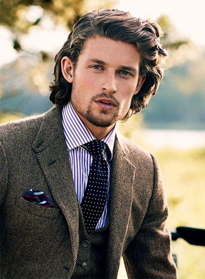 Pin by Jack Scott on Hair   Formal hairstyles men, Long ...