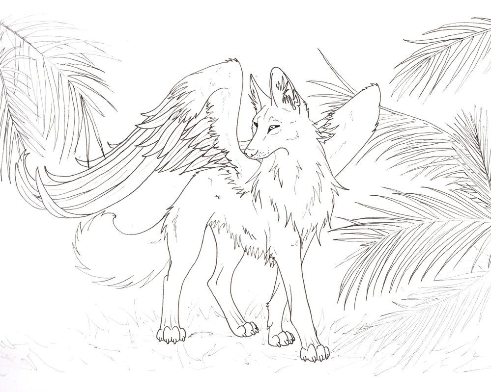Wolf Coloring Pages Animal Coloring Pages Love Coloring Pages