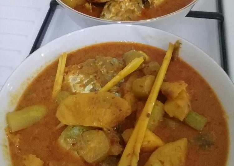 Resep Lempah Ikan Bangka Oleh Yun Cooking Resep Makanan Resep Masakan Memasak
