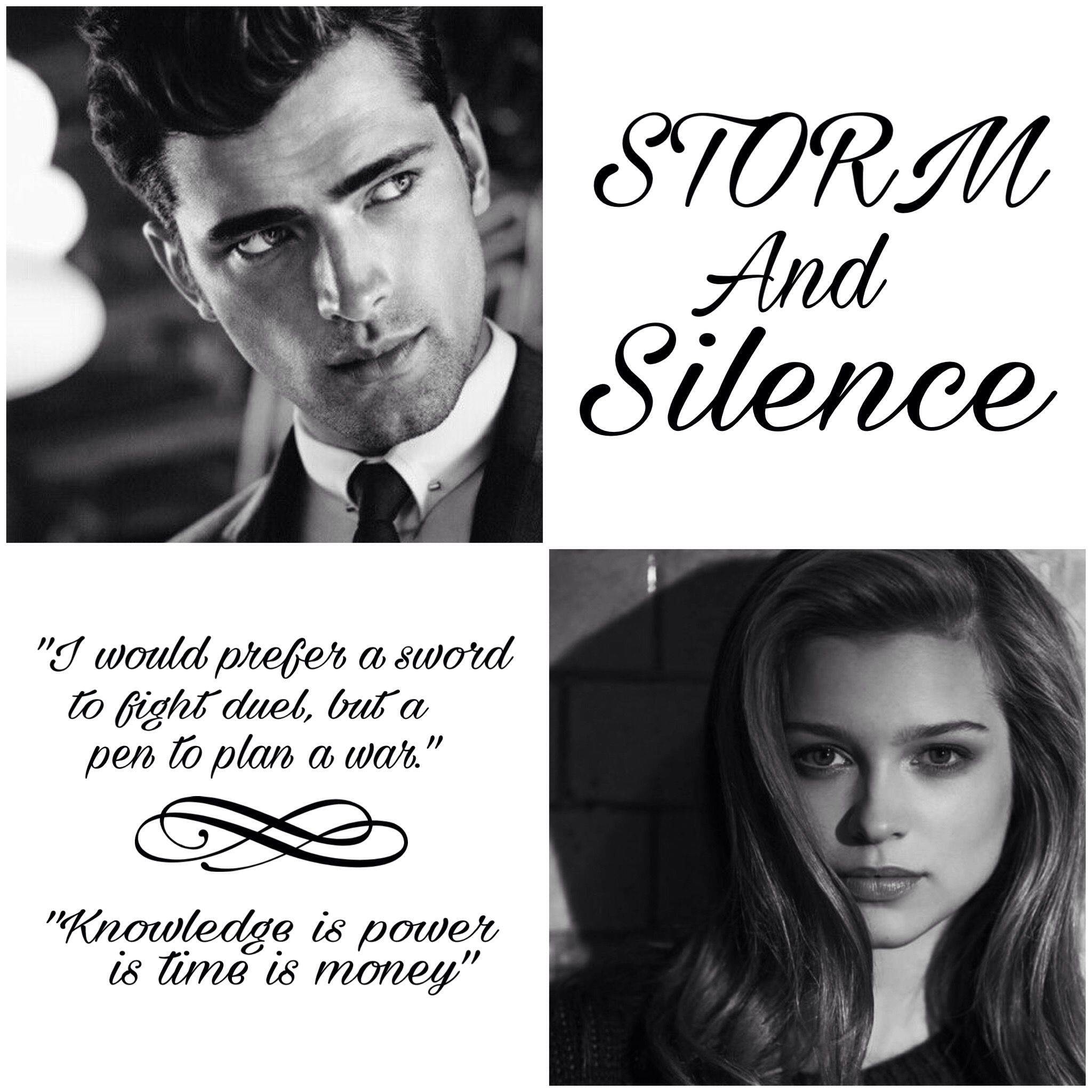 Storm And Silence By Robert Thier On Wattpad Storm And Silence Wattpad Quotes Silence Quotes