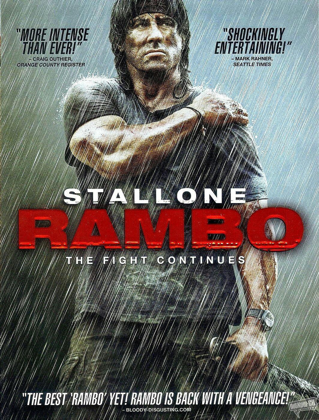 Watch Rambo 4 Full Movie Youtube