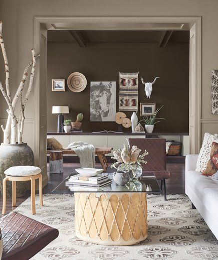 sherwin williams predicts these will be the most popular on trendy paint colors living room id=27399