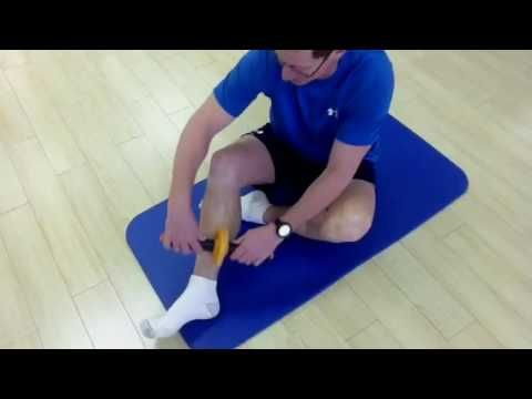 Shin splints recovery