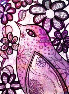 LOVE this bird <3