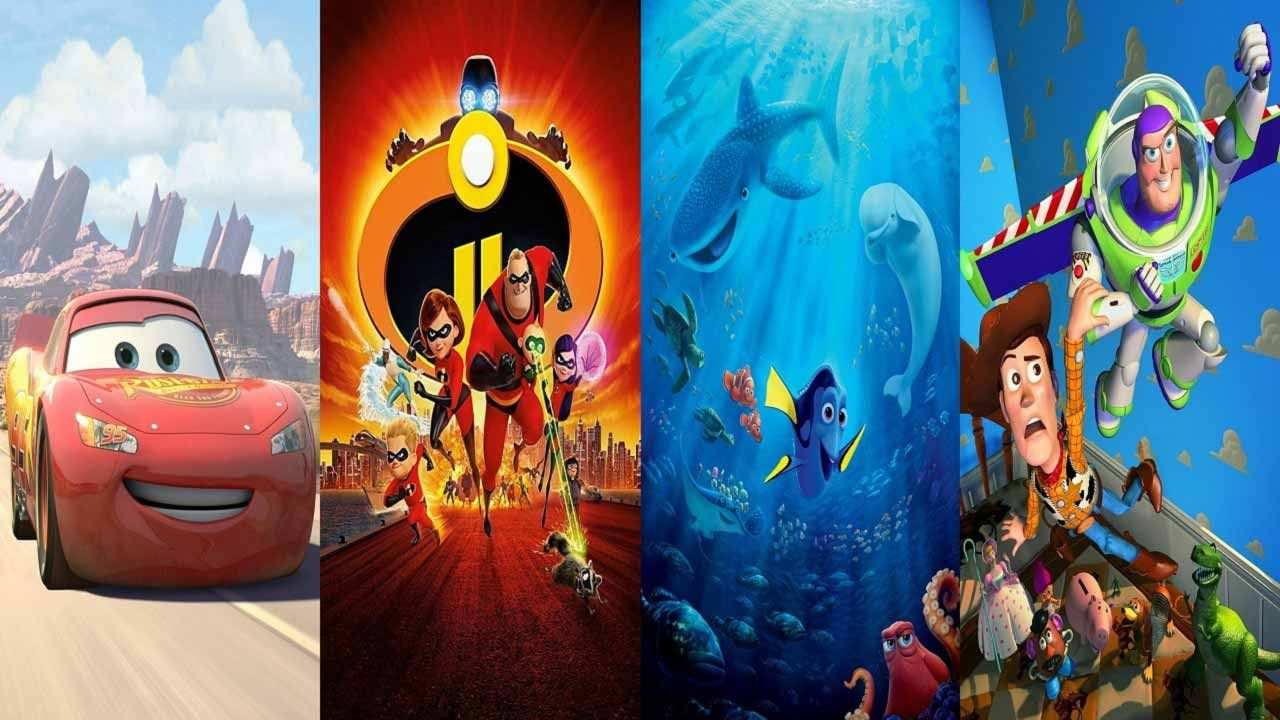 All New & Pixar Movies 2020, 2021 with Release