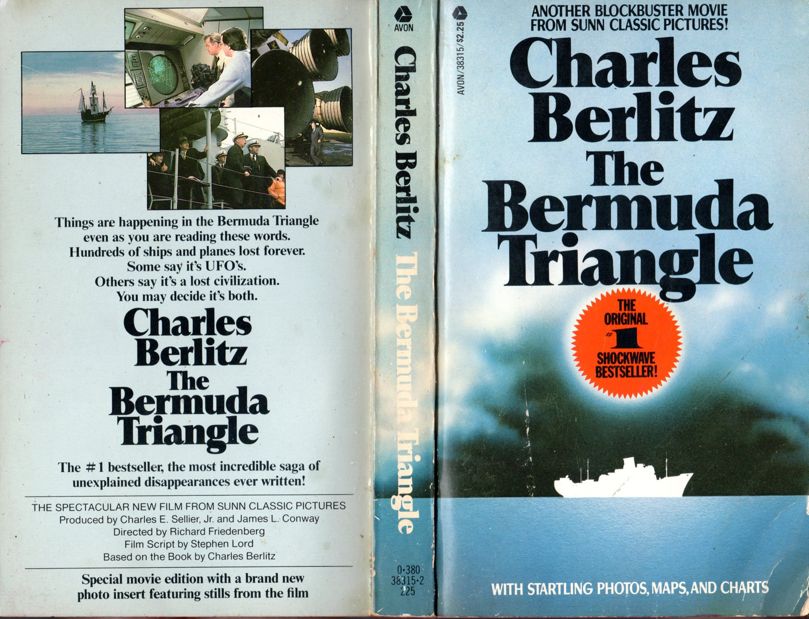 Adult book triangle young bermuda