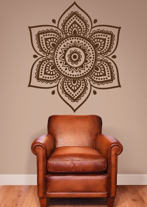 paredes decoradas con mandalas - Buscar con Google Brands - paredes decoradas