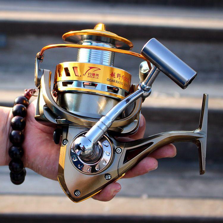 Fishing Reel Spool Vessel Fish Rod Sea Lake Rocky Spinning Wheel Gear