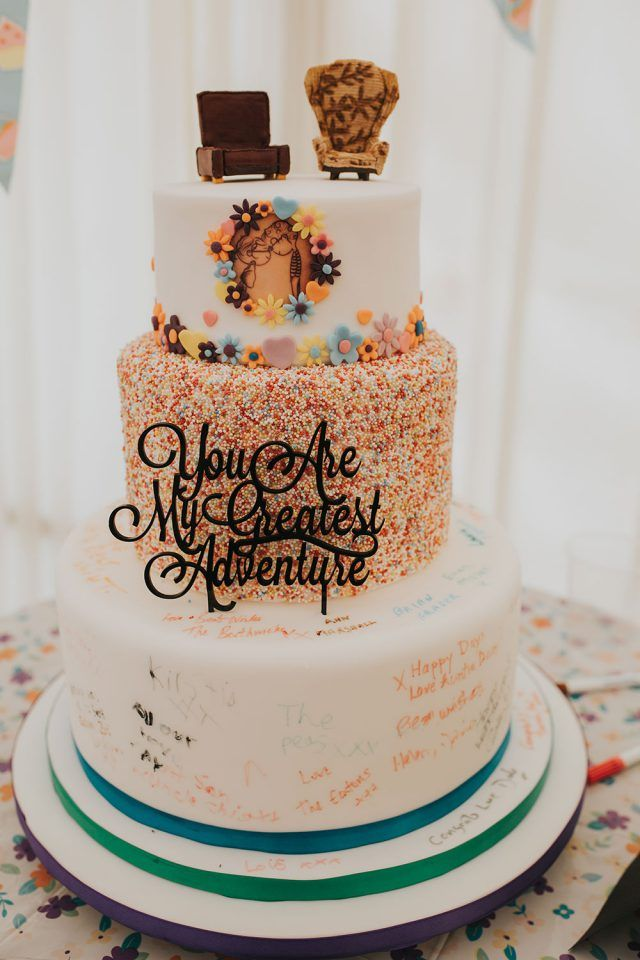 The Chairs From Up Wedding Ideas Pinterest Disney Weddings