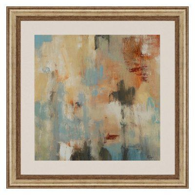 Paragon Neural Song II Framed Wall Art - 1012 | Products