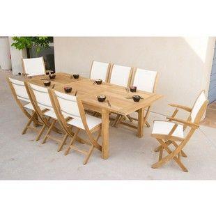 Table Extensible STAFFORD Sel Les Jardins SEL LES JARDINS ...