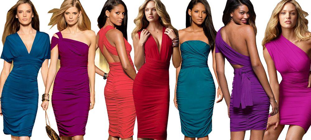 Secret Garden: Victorias Secret Convertible Dress