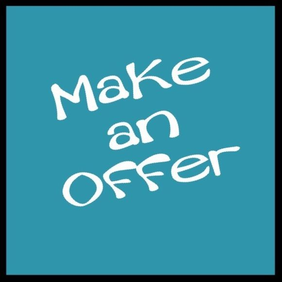 Make an Offer | How to make, Offer, Things to sell