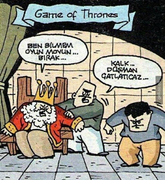 Ozer Aydogan Karikatur Mizah Komik