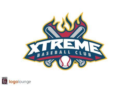 Xtreme Baseball Club Primary Mark