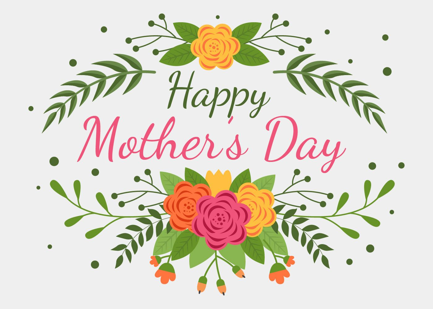 Happy Mother S Day Banner Vector Choose From Thousands Of Free Vectors Clip Art Designs Icons An Mother S Day Banner Happy Mothers Day Banner Happy Mothers