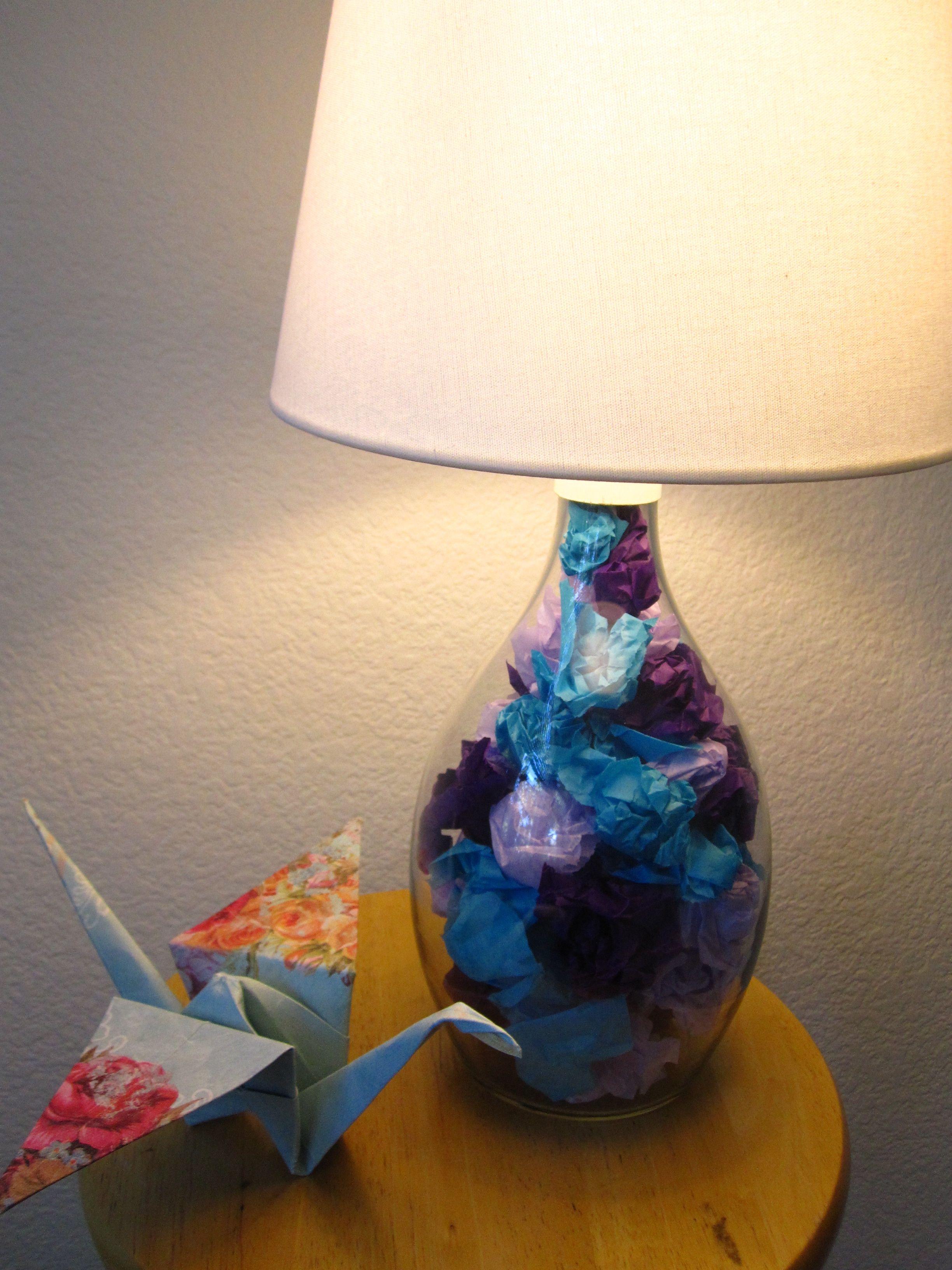 Cómo rellenar una Lámpara BRAN de IKEA