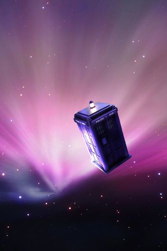 Delightful Tardis Doctor Who Wallpaper For IPhone.