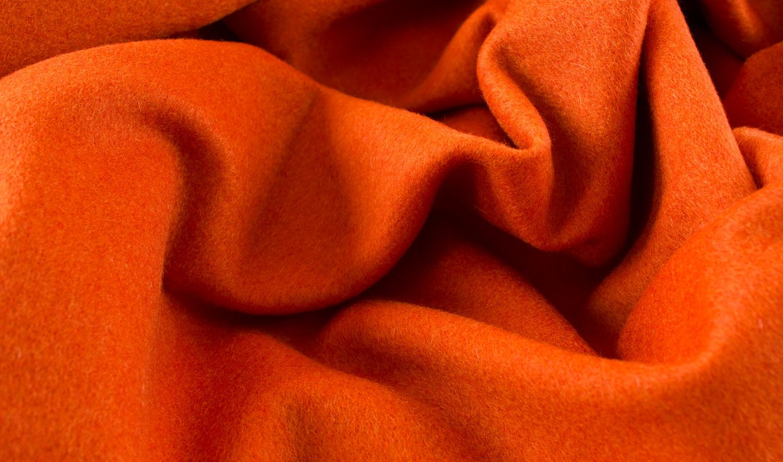 Burnt Orange Cashmere