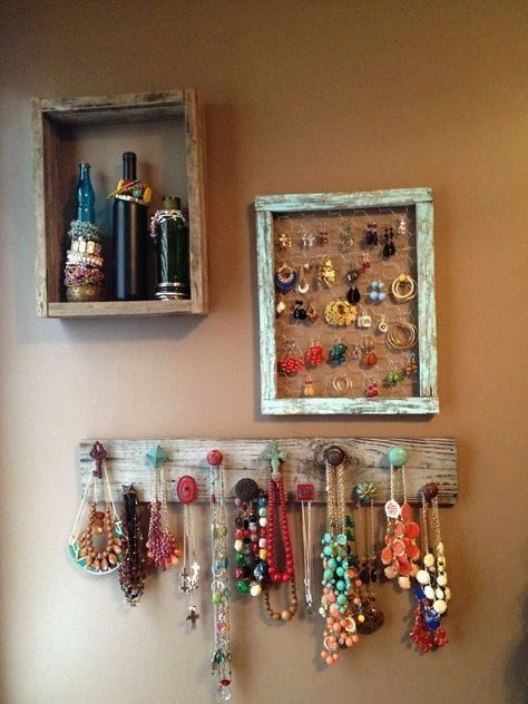 Barn Wood Jewelry Wall Displays Tips  Mixed Barn Wood   Mixed Barn Wood Jewelry Wall Displays  Mixed barn wood decorations wall displa Mixed Barn Wood Jewelry Wall Displa...