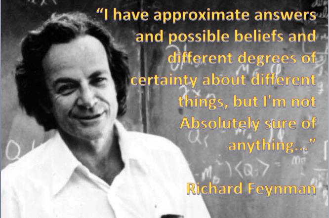 009 Richard Feynman Richard feynman, Words, Nursing philosophy